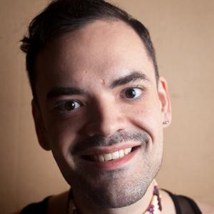 Portrait of Anthony Hudson