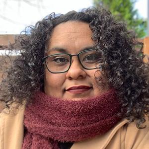Portrait of Eileen Jimenez
