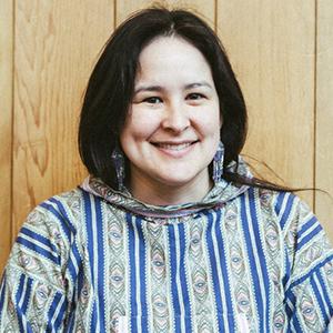 Portrait of Jen Wood