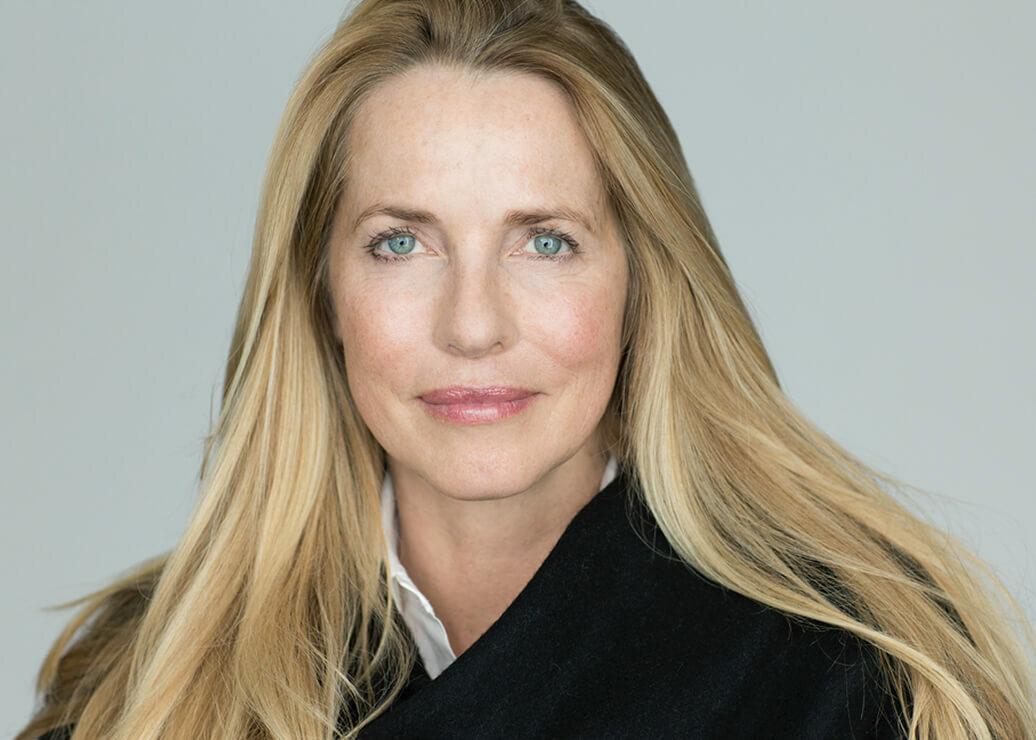 Portrait of Laurene Powell Jobs