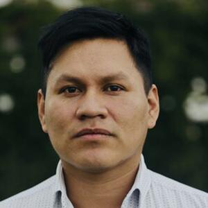 Portrait of Leo Cerda