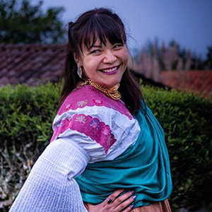 Portrait of Mandy Bayha