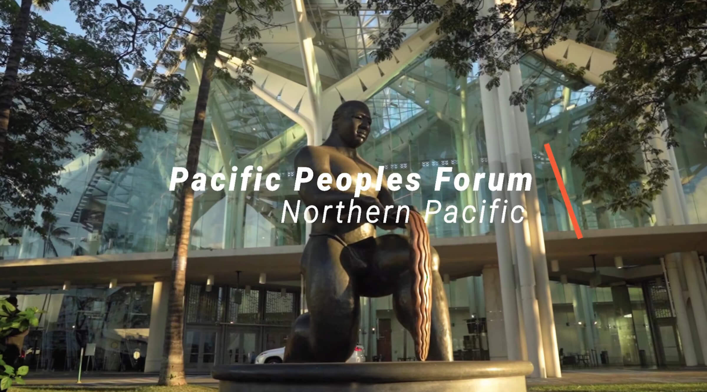 Pacific peoples forum northern pacific