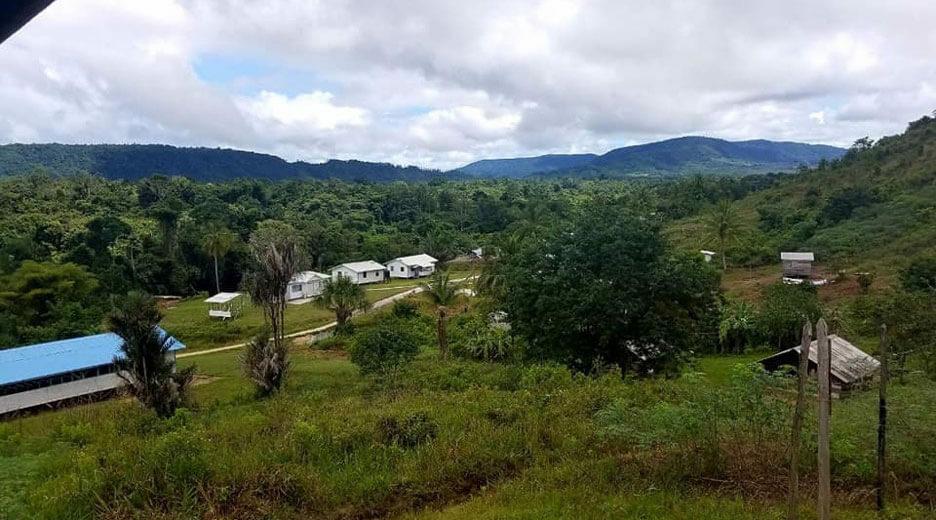 Indigenous village of Phillipai