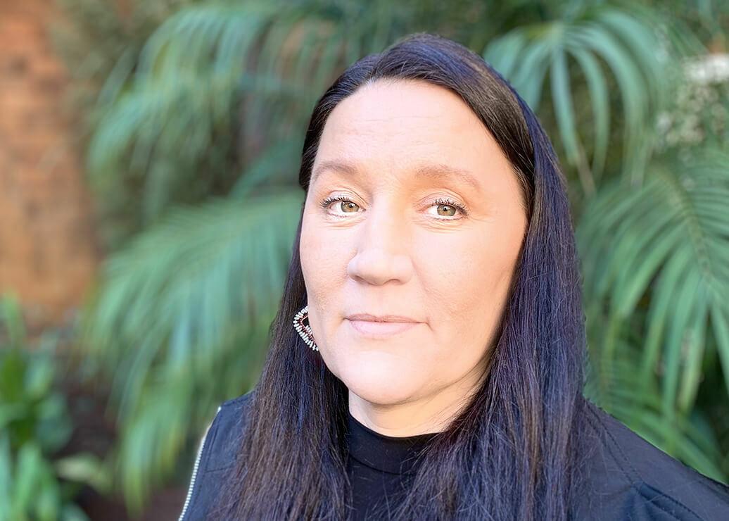 Portrait of Sherri Mitchell